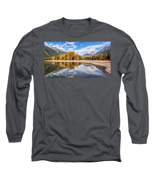 Long Sleeve T-Shirt featuring the photograph Into The Wild by Aaron Aldrich