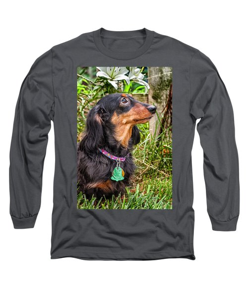 Katie Long Sleeve T-Shirt