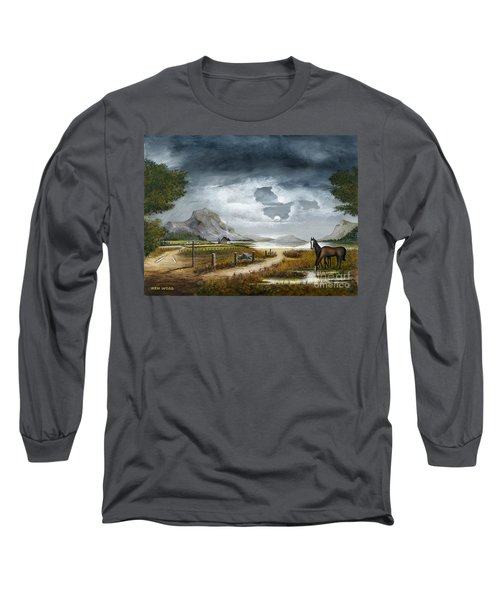 Loch Lomand Long Sleeve T-Shirt