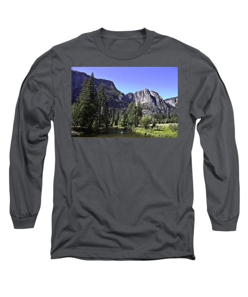 1 Lone Rafter Long Sleeve T-Shirt