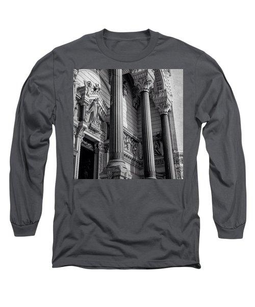 Lyon, France Long Sleeve T-Shirt