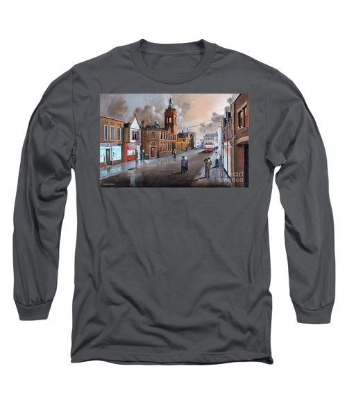 Market Street - Stourbridge Long Sleeve T-Shirt