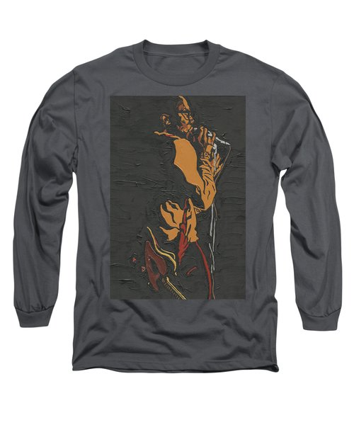 Martin Luther Mccoy Long Sleeve T-Shirt