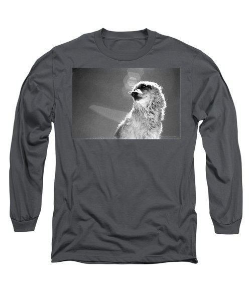 Medicine Wolf Long Sleeve T-Shirt
