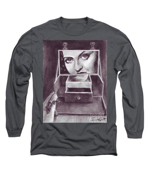 1 Minute Miss Davis Long Sleeve T-Shirt