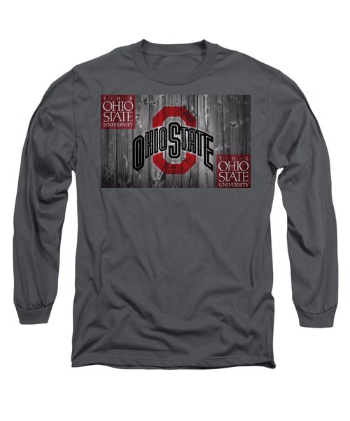 Ohio State Buckeyes Long Sleeve T-Shirt