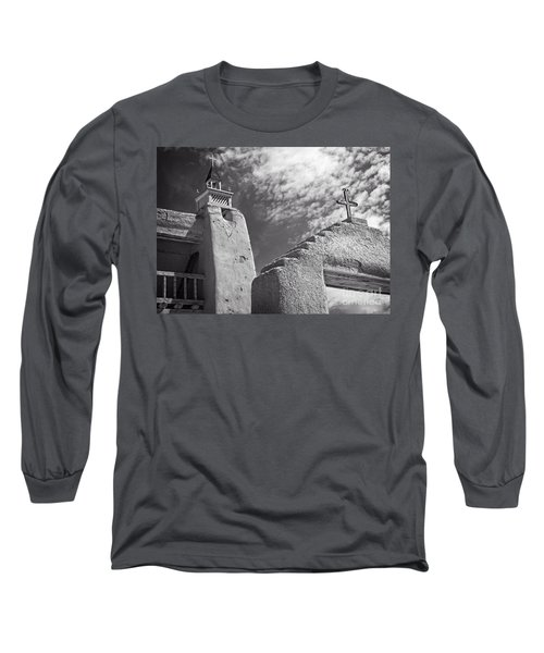 Old Mission Crosses Long Sleeve T-Shirt