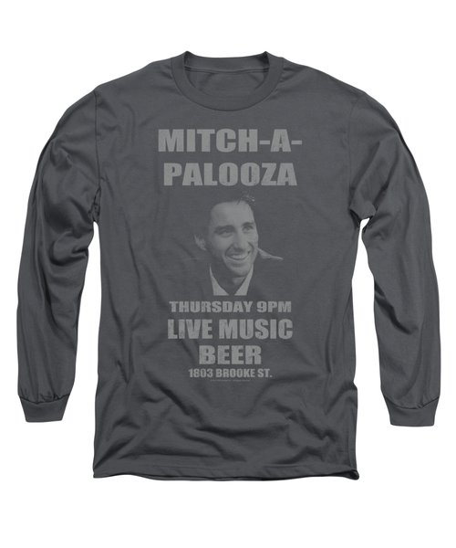 Old School - Mitchapalooza Long Sleeve T-Shirt