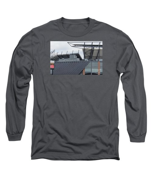 One Day Soon Long Sleeve T-Shirt by David Jackson
