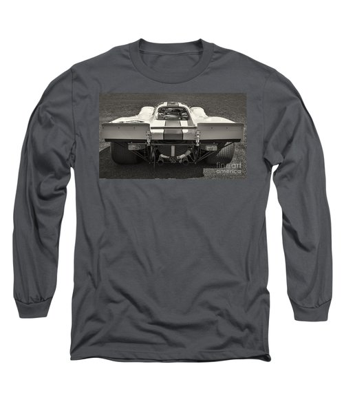 Porsche 917k Long Sleeve T-Shirt by Dennis Hedberg