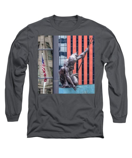 Portlandia Long Sleeve T-Shirt