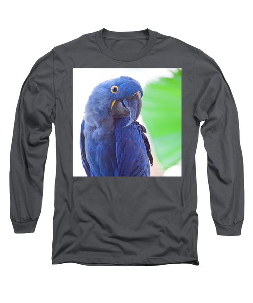 Long Sleeve T-Shirt featuring the photograph Posie by Roselynne Broussard