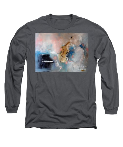 Practice Long Sleeve T-Shirt by Laurie L