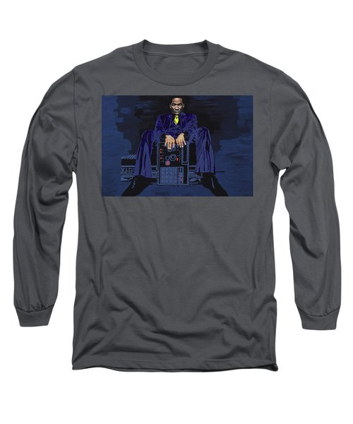 Q-tip Long Sleeve T-Shirt