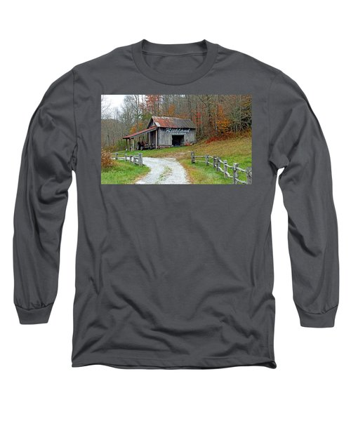 Richland Creek Farm Barn Long Sleeve T-Shirt