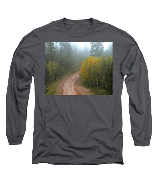 Rim Road Long Sleeve T-Shirt