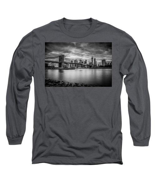 Royal Noir Long Sleeve T-Shirt