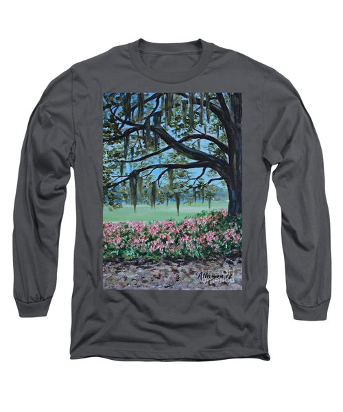 Savannah Spring Long Sleeve T-Shirt by Stanton Allaben