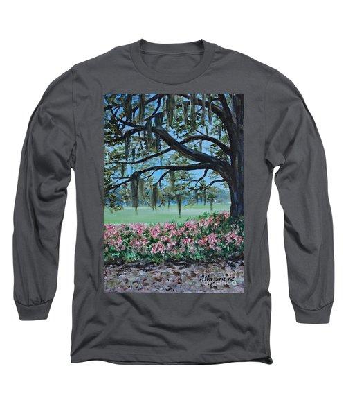 Savannah Spring Long Sleeve T-Shirt