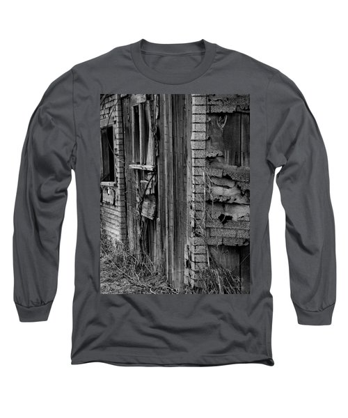 Shingles Long Sleeve T-Shirt by Tara Lynn