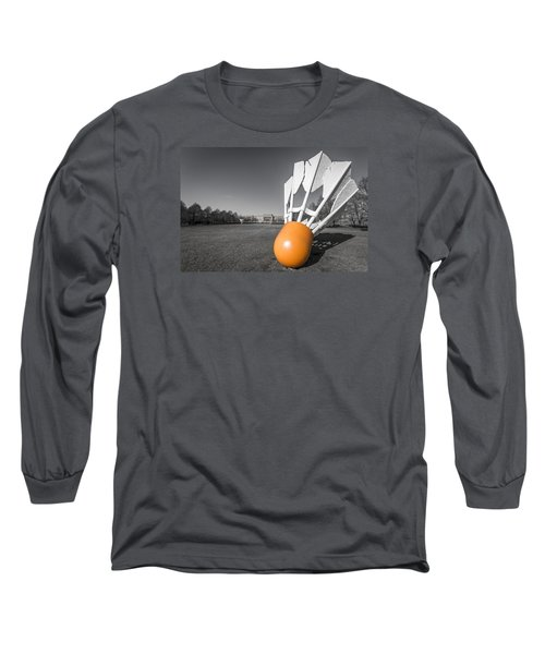 Shuttlecock Long Sleeve T-Shirt