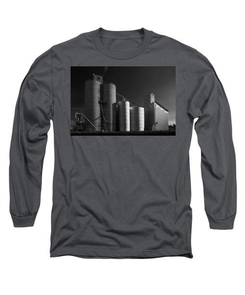Spangle Grain Elevator Long Sleeve T-Shirt