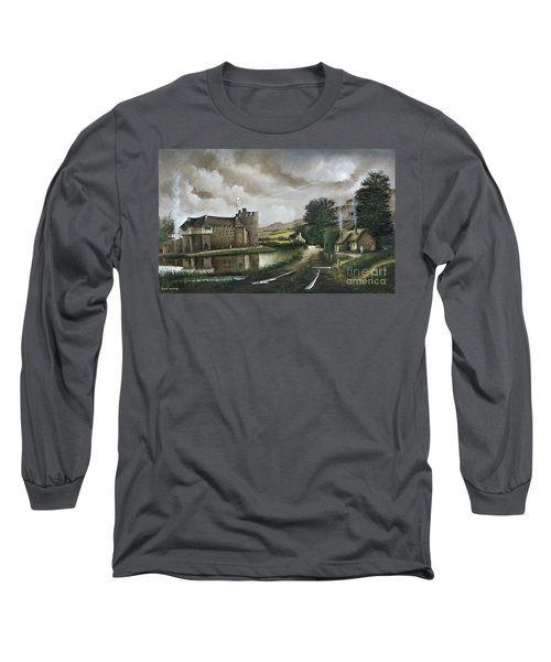 Stokesay Castle Long Sleeve T-Shirt
