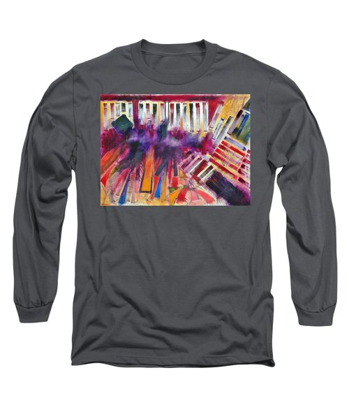 Storm Brewer Long Sleeve T-Shirt by Jason Williamson