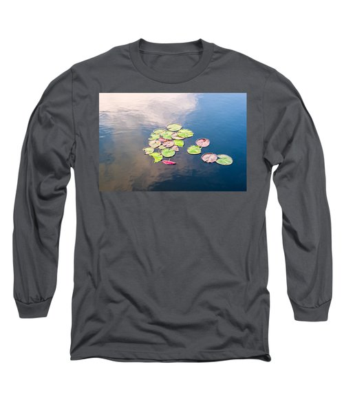 Storm Is Coming - Featured 3 Long Sleeve T-Shirt by Alexander Senin