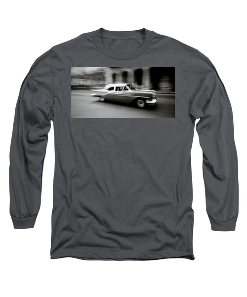 The Zen Of Havana Long Sleeve T-Shirt by Shaun Higson