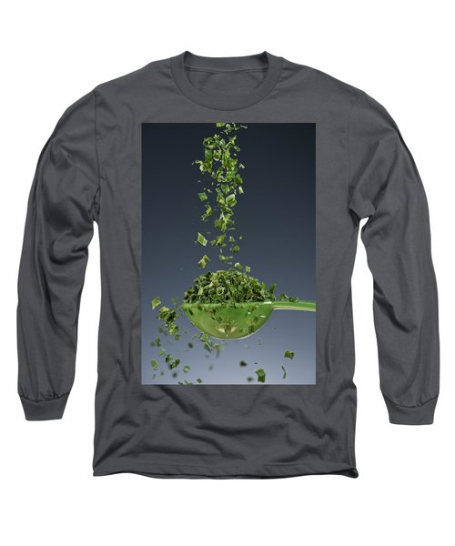 1 Tablespoon Chives Long Sleeve T-Shirt