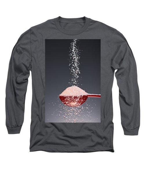 1 Tablespoon Himalayan Salt Long Sleeve T-Shirt