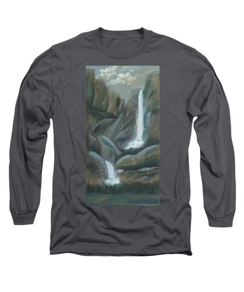 Tears Of The Moon Long Sleeve T-Shirt