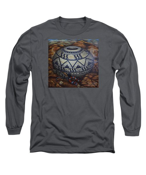 Temptations Long Sleeve T-Shirt by Kim Jones