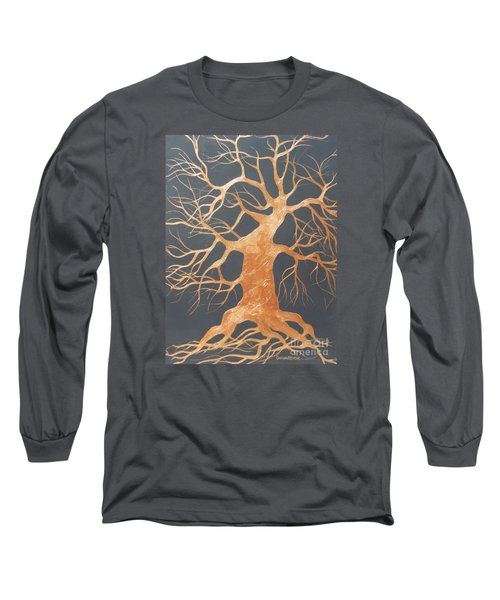 The Dance Long Sleeve T-Shirt by Dan Whittemore