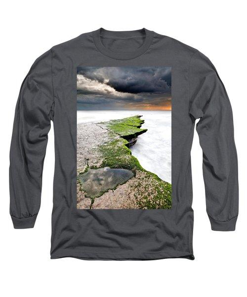 The Green Path Long Sleeve T-Shirt