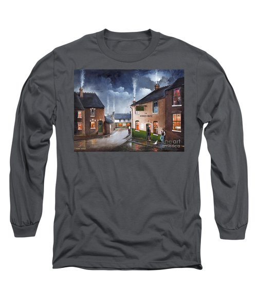 The Hundred House - Lye Long Sleeve T-Shirt