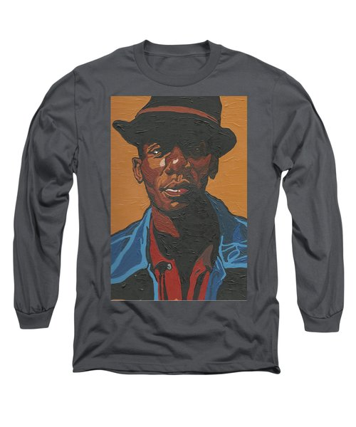 The Most Beautiful Boogie Man Long Sleeve T-Shirt