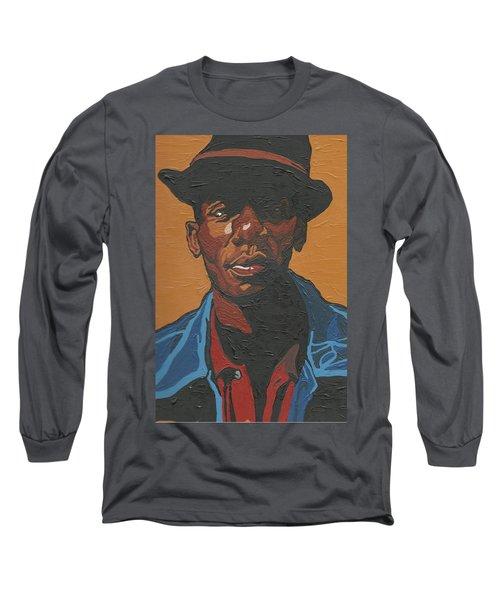 The Most Beautiful Boogie Man Long Sleeve T-Shirt