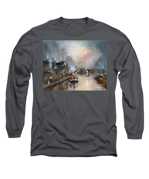 Twilight Departure Long Sleeve T-Shirt