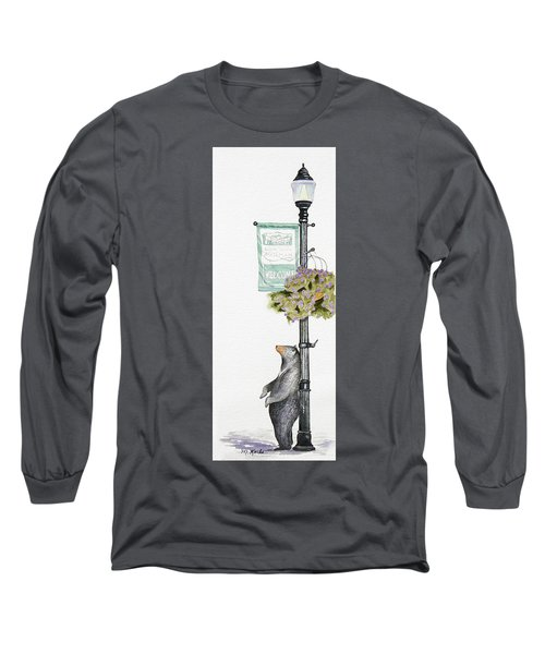 Welcome To Bozeman Long Sleeve T-Shirt