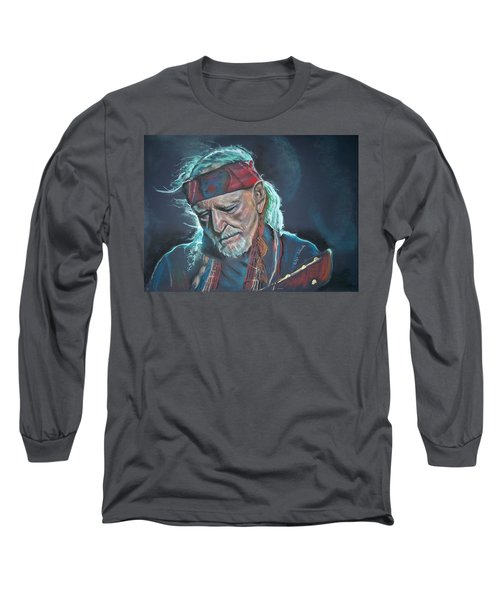 Willie Long Sleeve T-Shirt