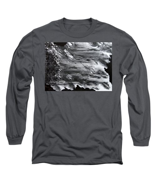 Flowing Water Long Sleeve T-Shirt