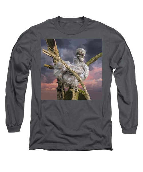 14. Cuckoo Bush Long Sleeve T-Shirt