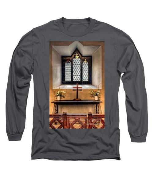 14th Century Chapel Long Sleeve T-Shirt