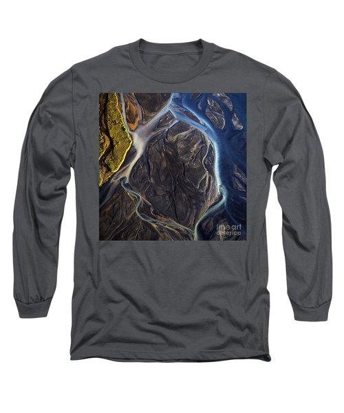 Aerial Photo Long Sleeve T-Shirt