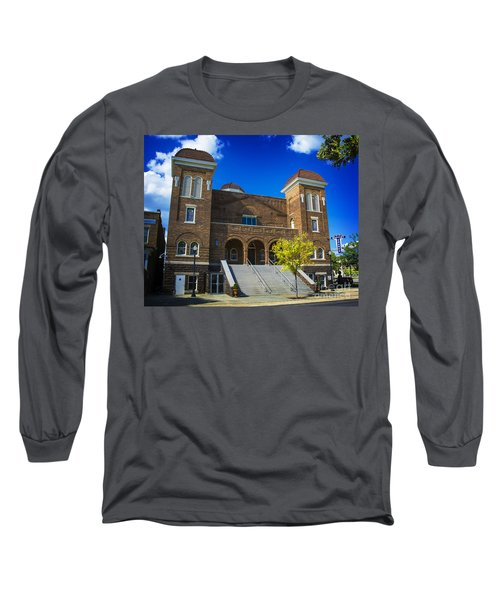 16th Street Baptist Church Long Sleeve T-Shirt
