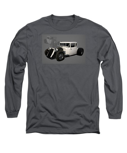 1930 Ford Hot Rod Long Sleeve T-Shirt by Tim McCullough