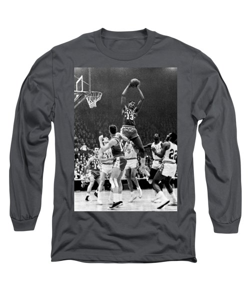 1962 Nba All-star Game Long Sleeve T-Shirt