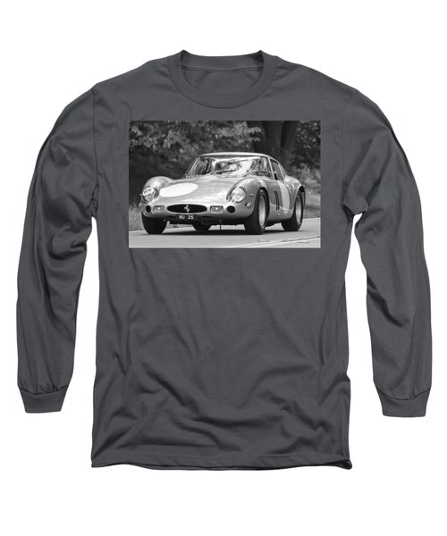 1963 Ferrari 250 Gto Scaglietti Berlinetta Long Sleeve T-Shirt